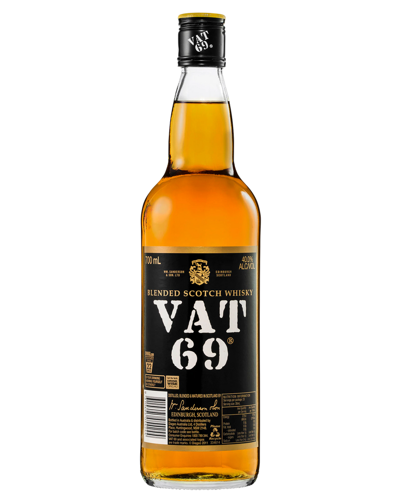Vat 69 Scotch Whisky 700ml