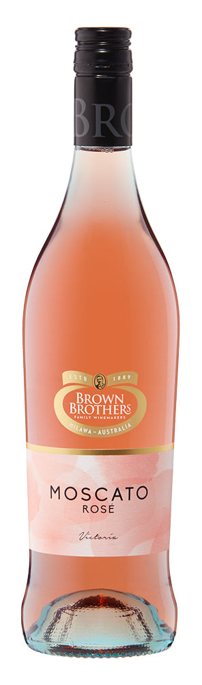 Brown Brothers Moscato Rose - Boozeit.com.au