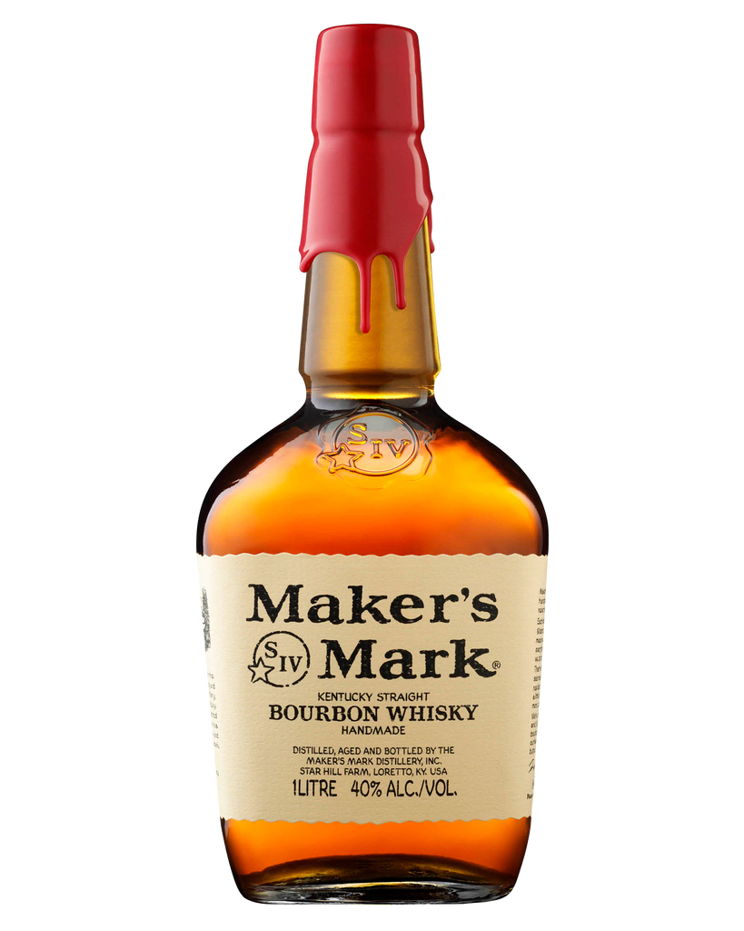 Maker's Mark Bourbon Whisky 1L