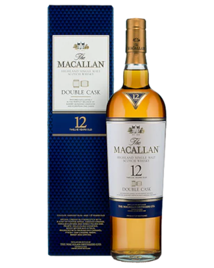The Macallan Double Cask 12 Year Old Single Malt Scotch Whisky 700ml