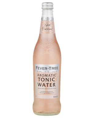 Fever-Tree Aromatic Tonic Water 500ml