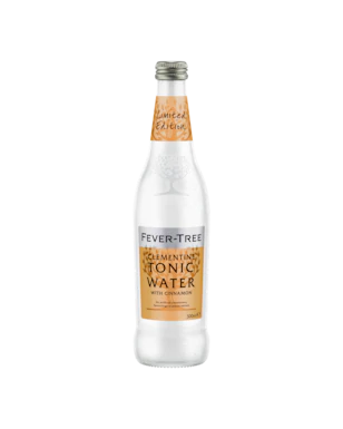 Fever-Tree Clementine Tonic Water 500ml