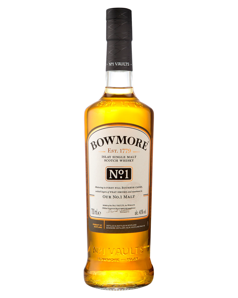 Bowmore No.1 Islay Single Malt Scotch Whisky 700ml