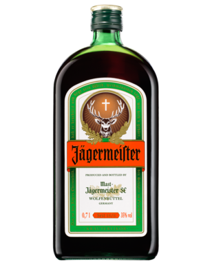 Jagermeister Herbal Liqueur 700ml - Boozeit.com.au