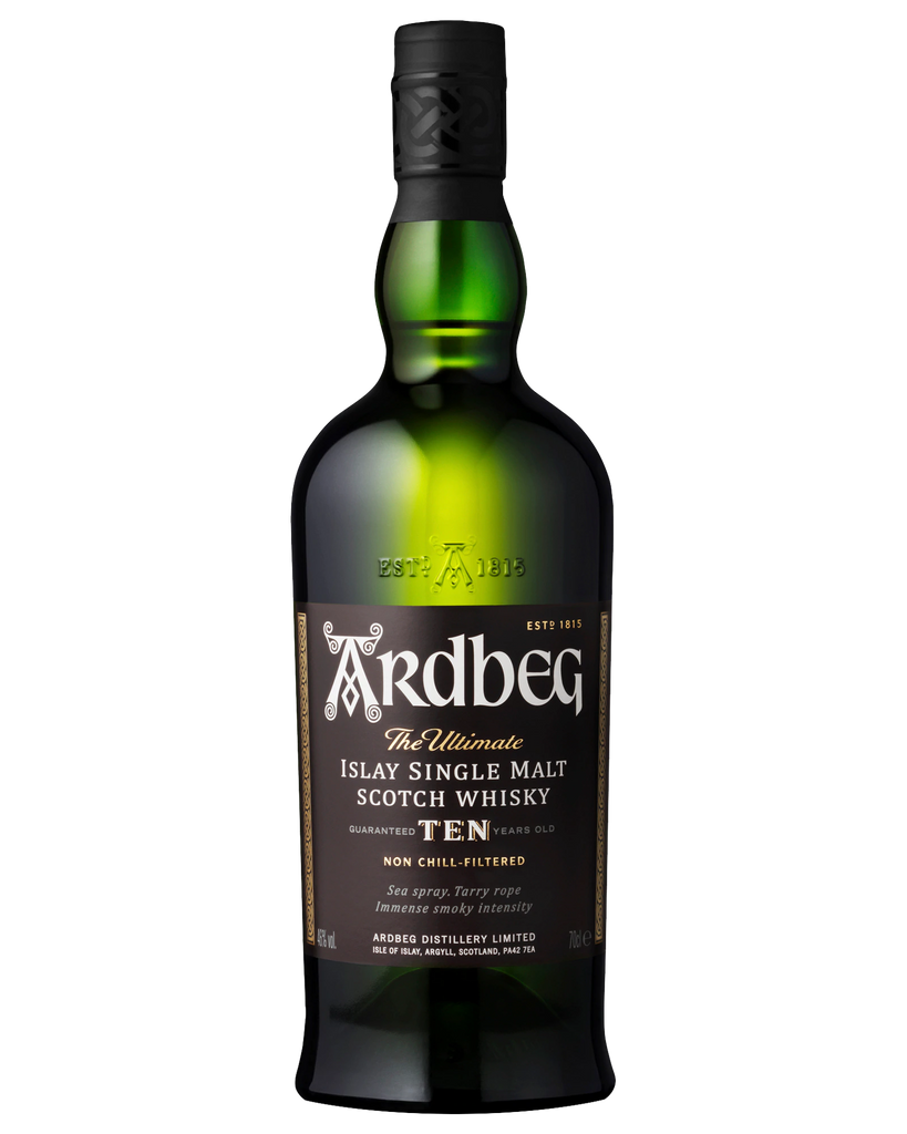 Ardbeg Ten Year Old Scotch Whisky 700ml