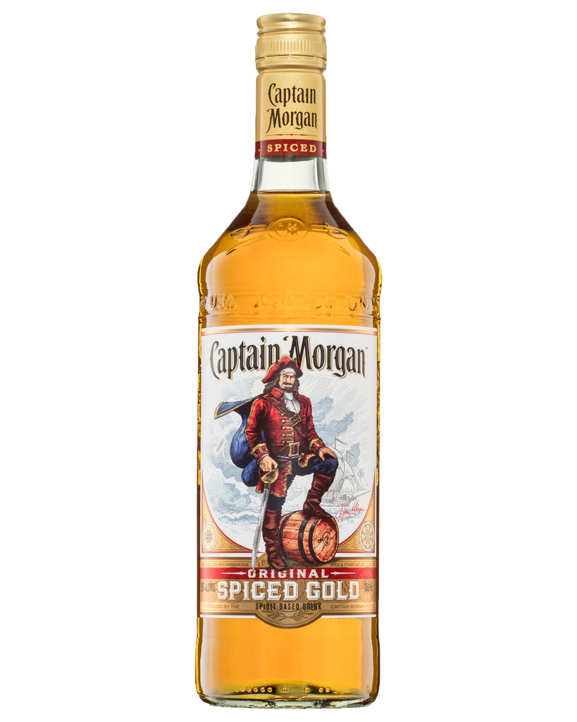 Captain Morgan Original Spiced Rum 700ml