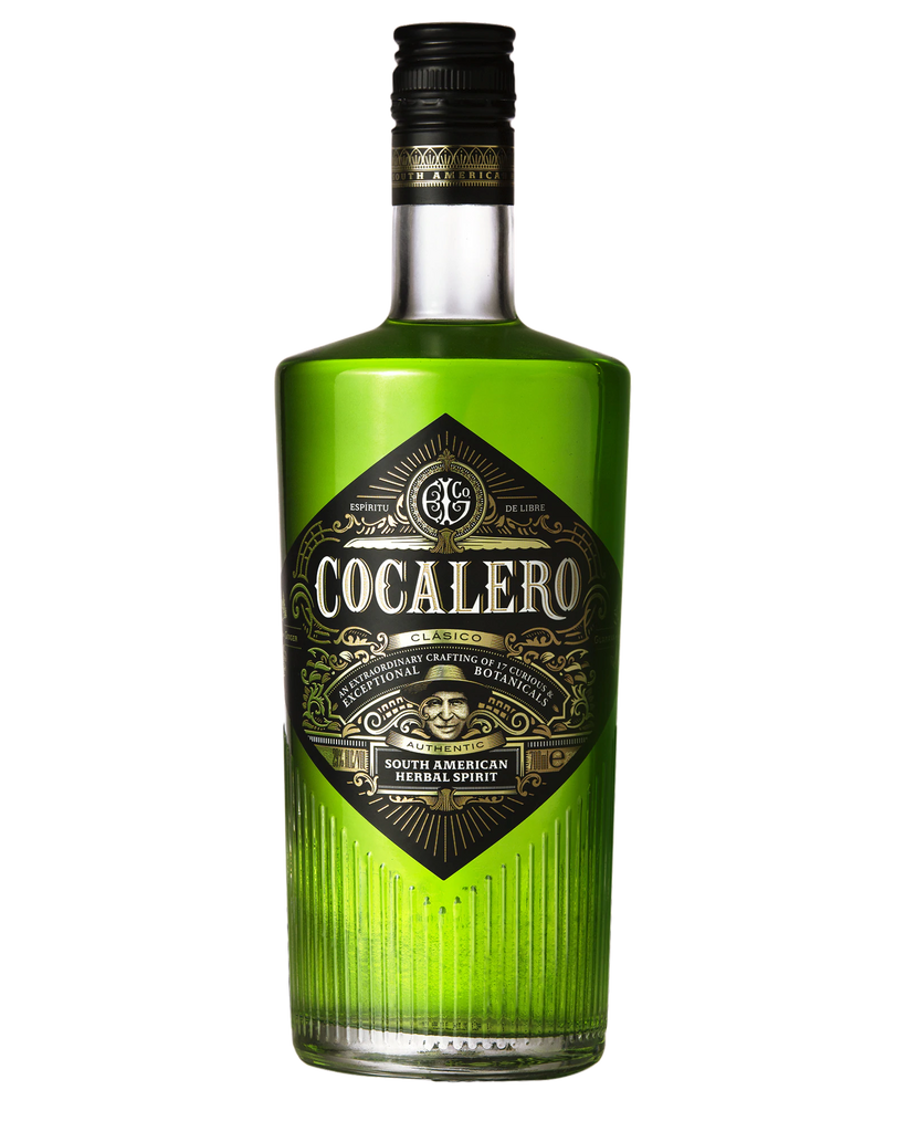 Cocalero Bolivian Herbal Liqueur 700ml