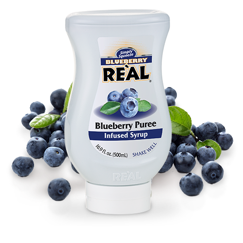 Blueberry Real 500ml