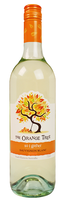 The Orange Tree Sauvignon Blanc - Boozeit.com.au
