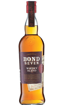 Bond Seven Whisky Blend 700ml