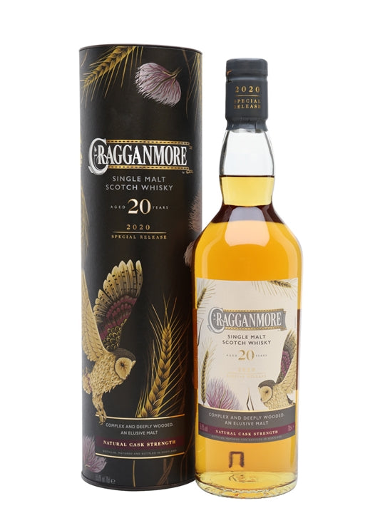 Cragganmore 20 Year Old Special Release 2020 Single Malt Scotch Whisky 700ml