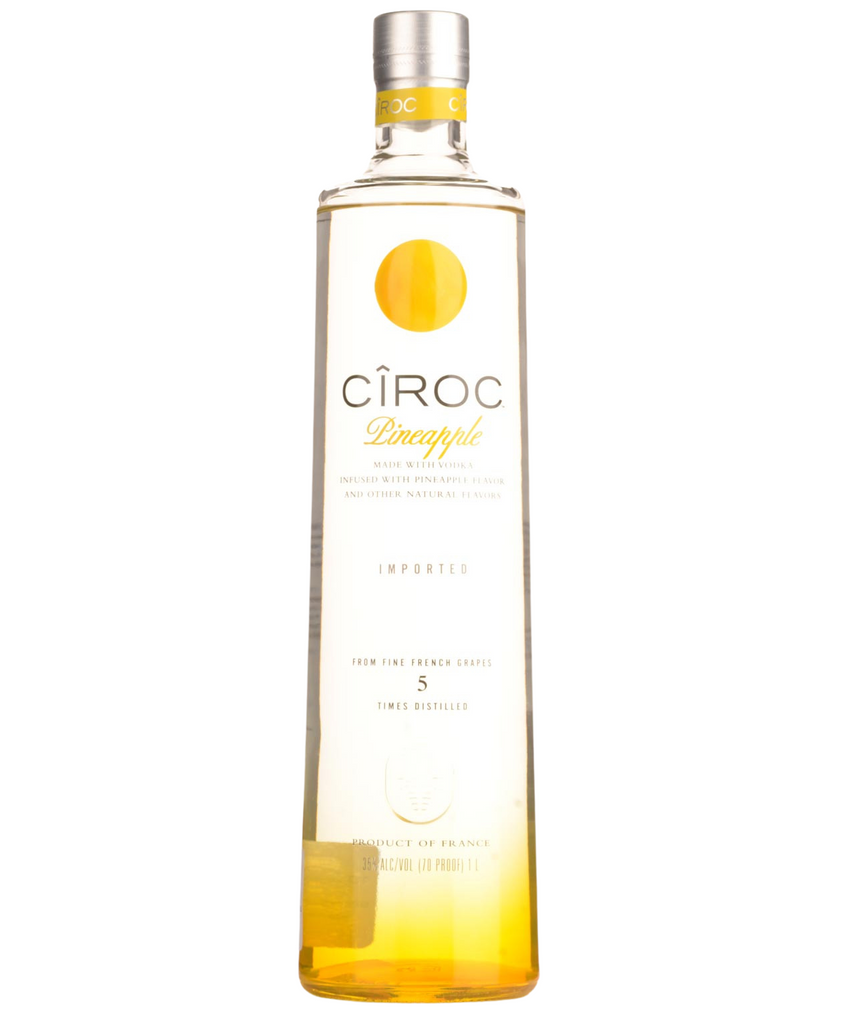 Ciroc Pineapple Vodka 1L