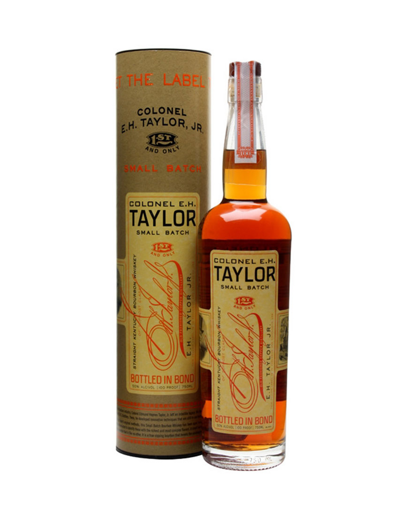 Colonel E.H. Taylor Small Batch Bourbon Whisky750ml