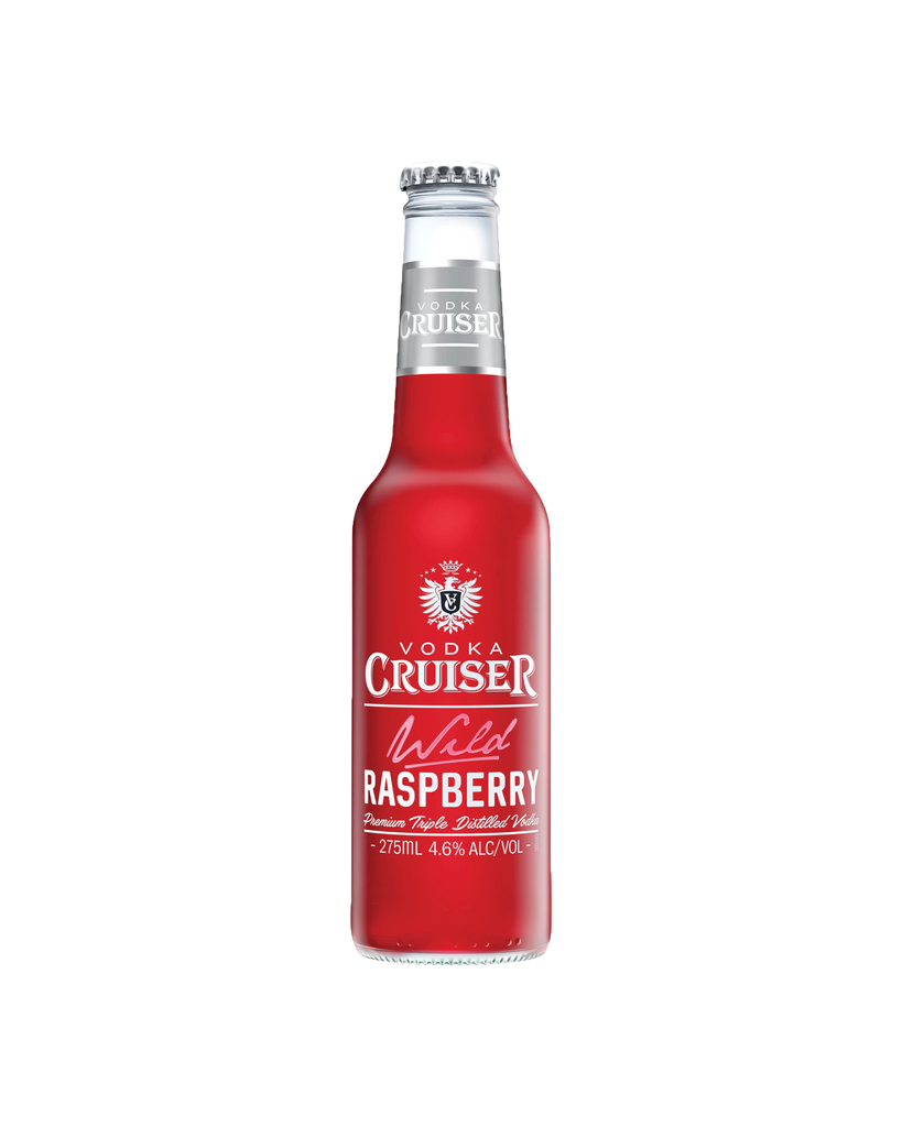 Vodka Cruiser Wild Raspberry 275ml