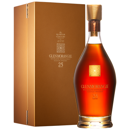 Glenmorangie 25 Year Old Single Malt Scotch Whisky 700ml