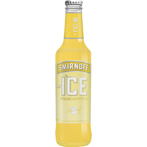Smirnoff Ice Pineapple Vodka 300ml