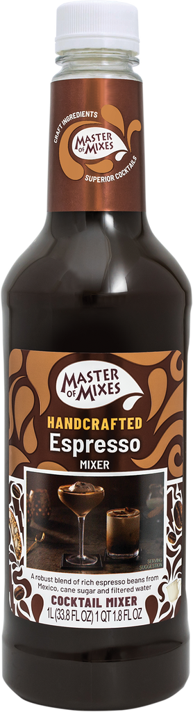 Master of Mixes Espresso Mix 1L