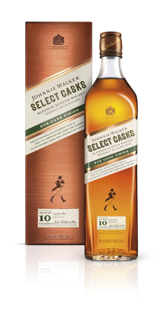 Johnnie Walker Select Casks Blended Scotch Whisky 700ml