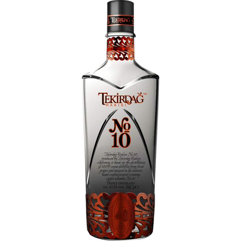 Tekirdag Raki No 10 700ml