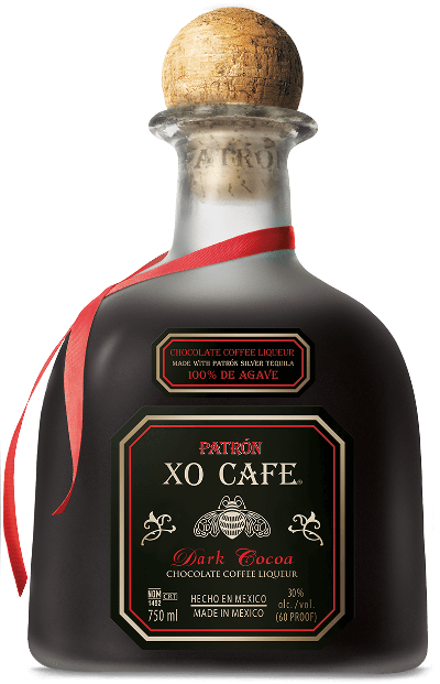 Patron XO Cafe Dark Cocoa Tequila 750ml