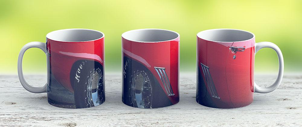 1969 Chevrolet Camaro - Ceramic Coffee Mug - Gift Idea For Family And Friends