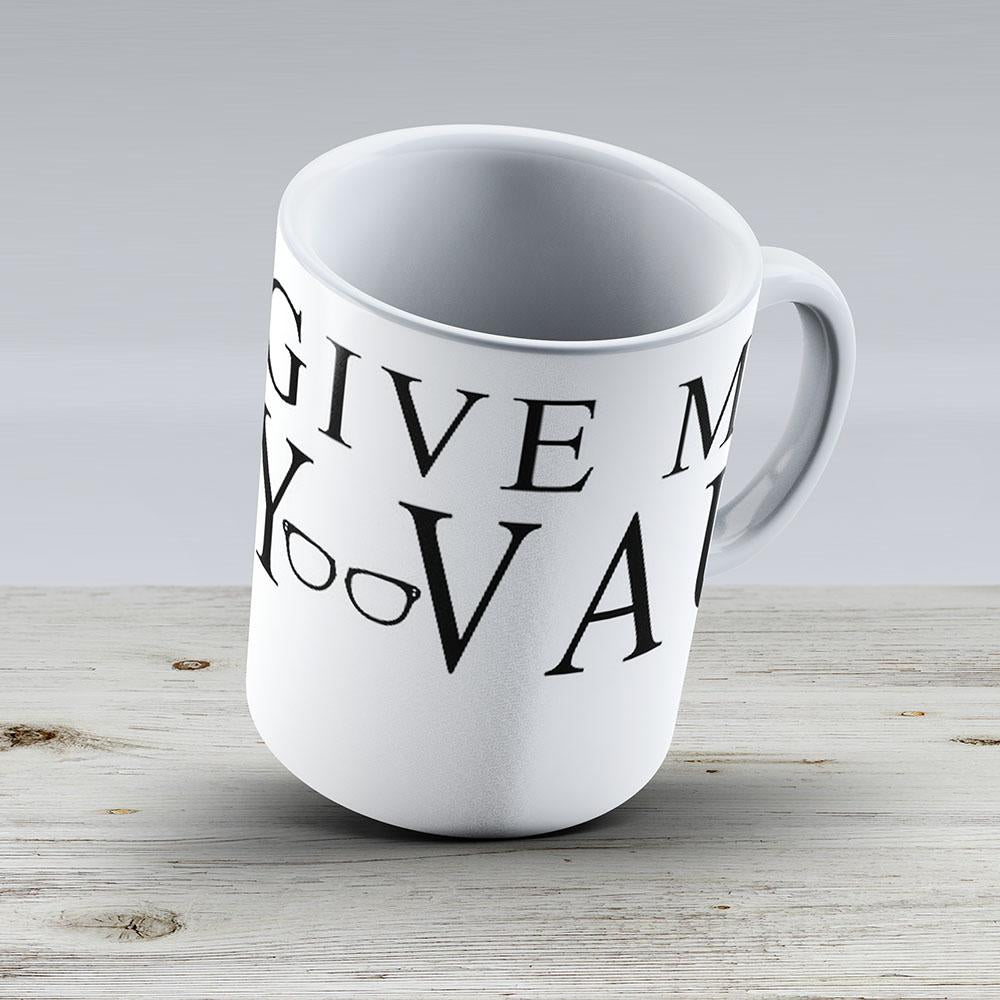 Alex Vause - Ceramic Coffee Mug - Gift Idea For Family And Friends