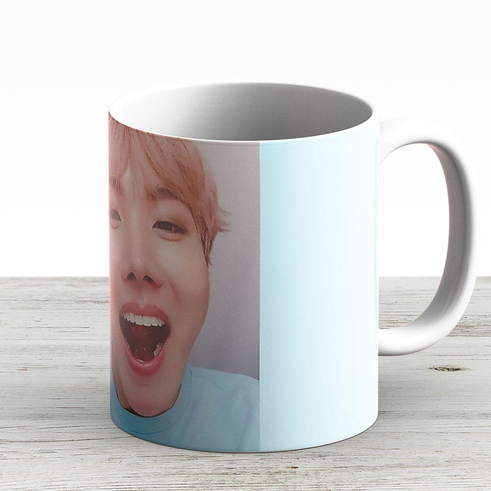 Bts Jhope - Ceramic Coffee Mug - Gift Idea For Family And Friends