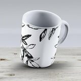 Black Olives Multiples - Ceramic Coffee Mug - Gift Idea For Family And Friends