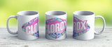 C L O R O X Transparent - Ceramic Coffee Mug - Gift Idea For Family And Friends