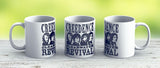 Creedence Clearwater Revival - Ceramic Coffee Mug - Gift Idea For Family And Friends