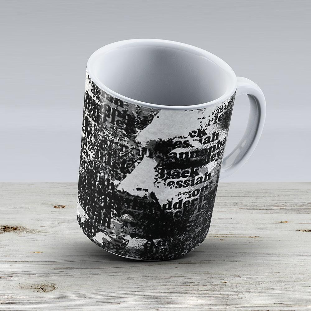 Cannonball Adderley - Mercy Mercy Mercy - Ceramic Coffee Mug - Gift Idea For Family And Friends