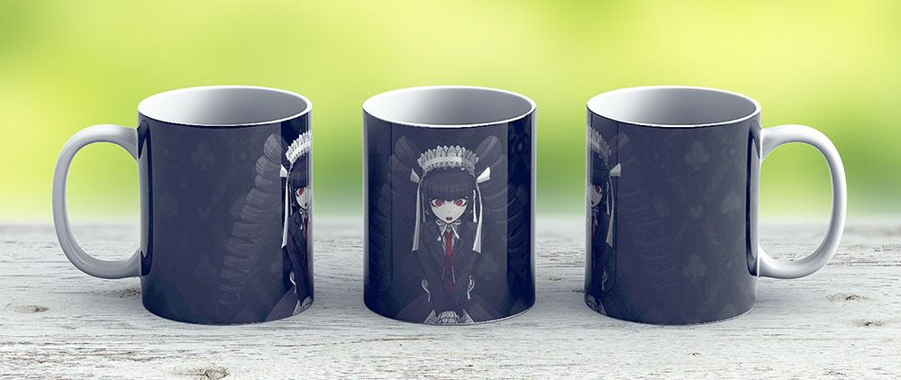 Celestia Ludenberg - Ceramic Coffee Mug - Gift Idea For Family And Friends