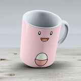 Chansey - Ceramic Coffee Mug - Gift Idea For Family And Friends