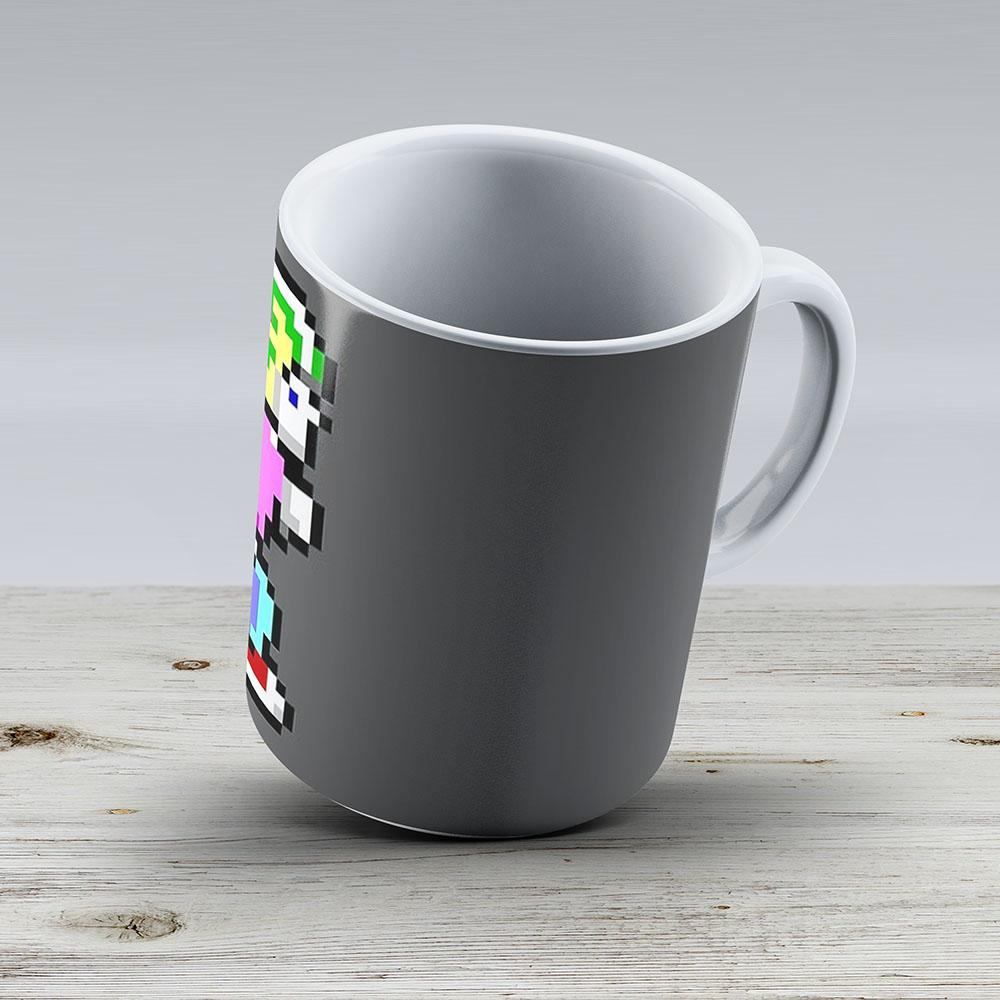 Commander Keen Pixel Style- Retro Dos Game Fan Items - Ceramic Coffee Mug - Gift Idea For Family And Friends
