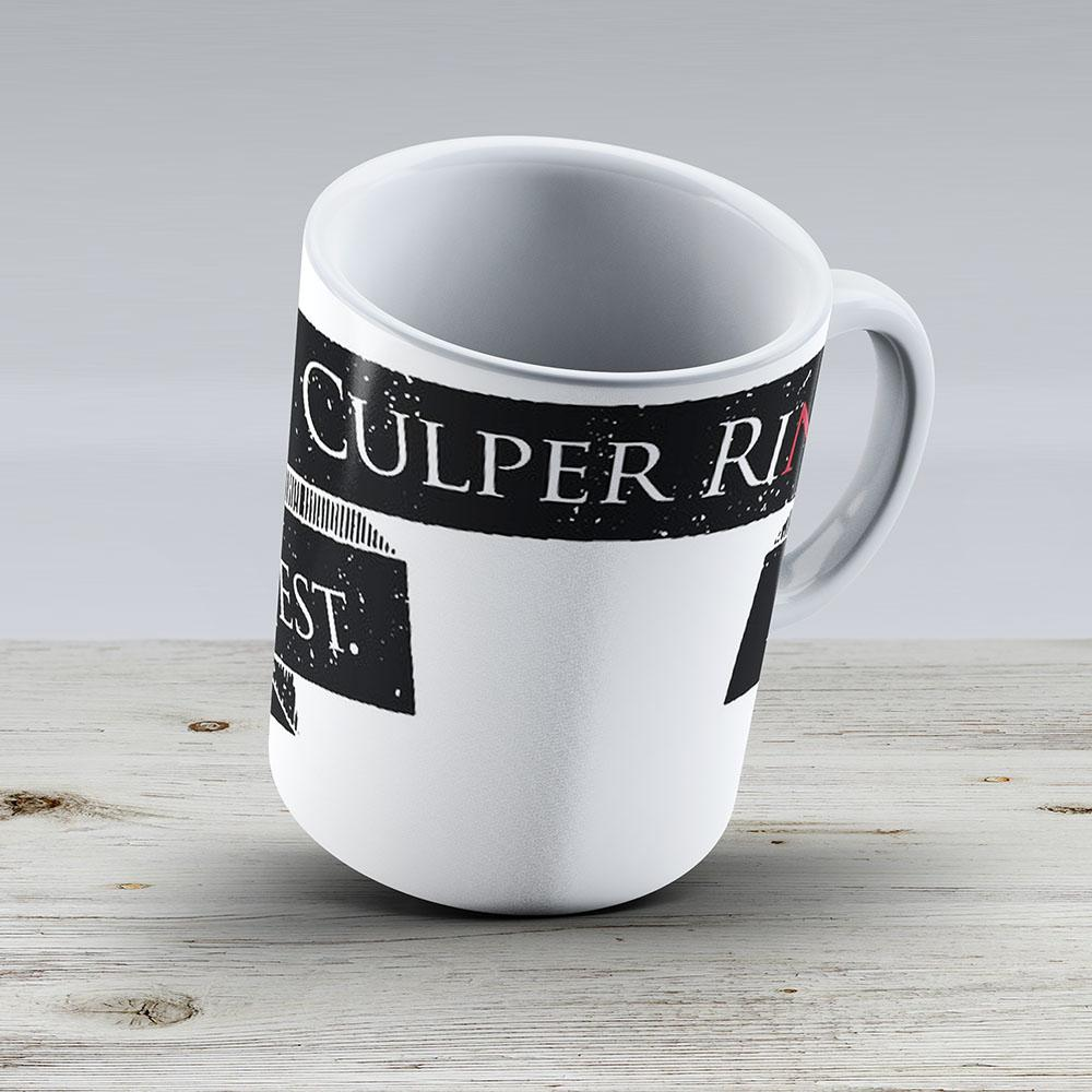 Culper Ring - Ceramic Coffee Mug - Gift Idea For Family And Friends