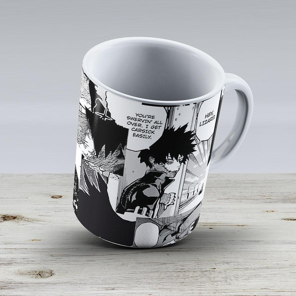 Dabi Collage - Ceramic Coffee Mug - Gift Idea For Family And Friends
