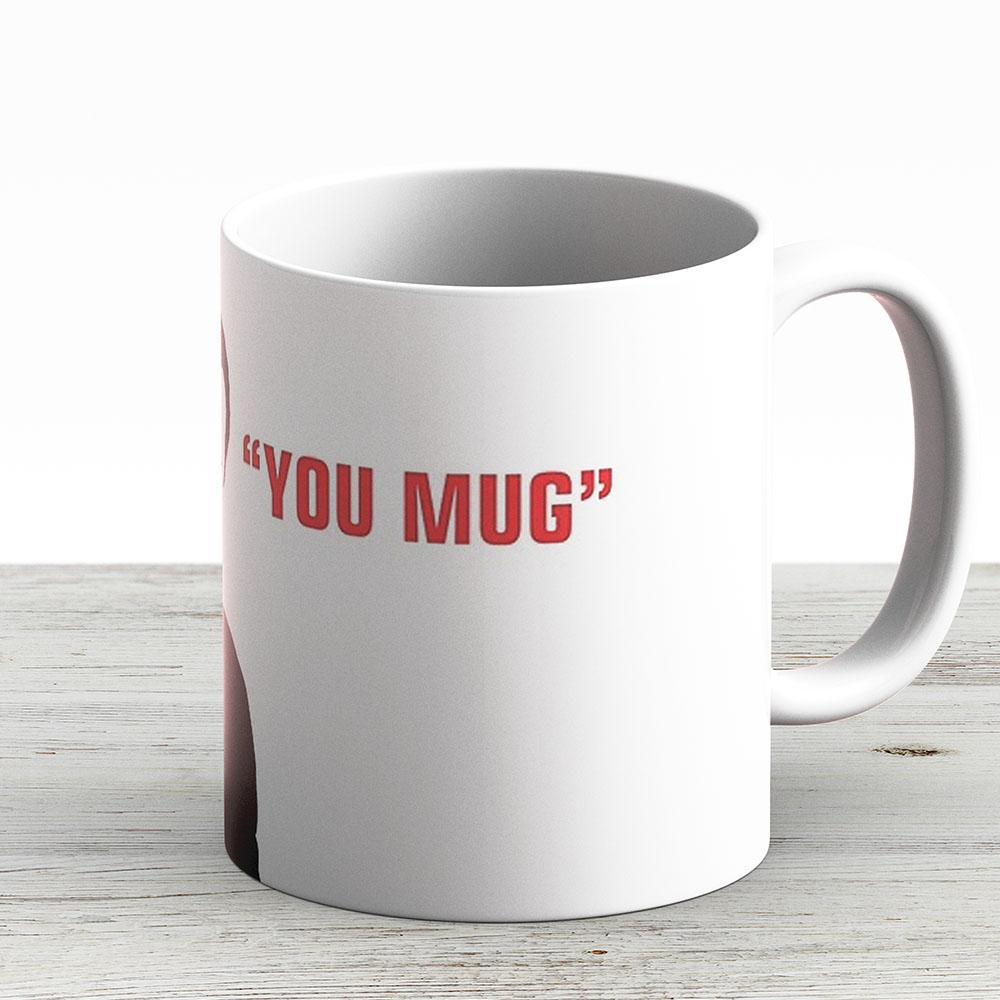 Danny Dyer Mug - Ceramic Coffee Mug - Gift Idea For Family And Friends