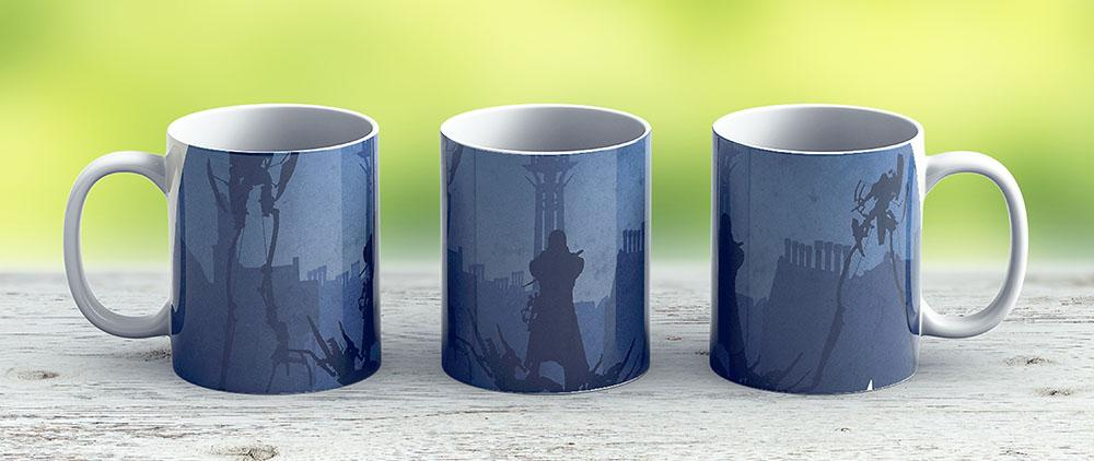 Dishonored - Ceramic Coffee Mug - Gift Idea For Family And Friends