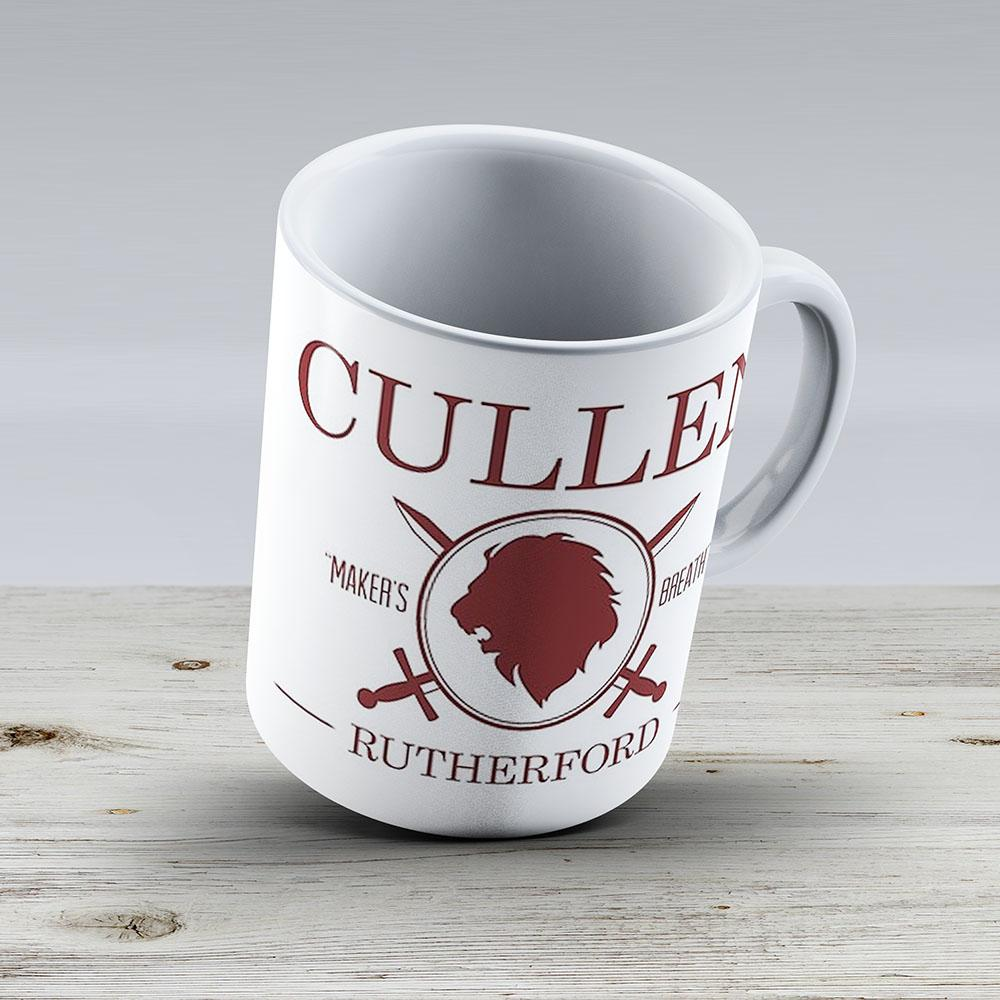 Dragon Age - Cullen - Ceramic Coffee Mug - Gift Idea For Family And Friends