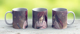 Erza Scarlet - Ceramic Coffee Mug - Gift Idea For Family And Friends