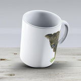 Galloway Belted Cow - Ceramic Coffee Mug - Gift Idea For Family And Friends