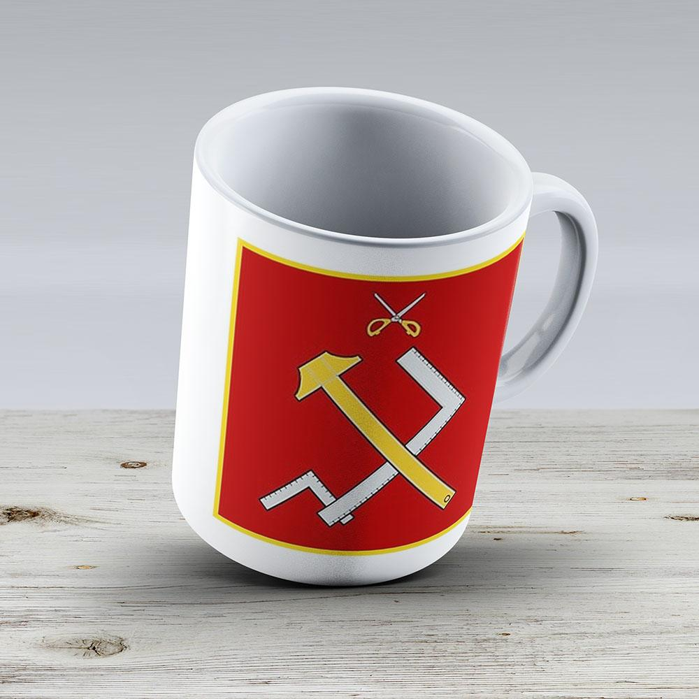 Girls Und Panzer - Pravda Girls High School - Ceramic Coffee Mug - Gift Idea For Family And Friends