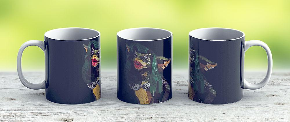 Gremlin Babe - Ceramic Coffee Mug - Gift Idea For Family And Friends