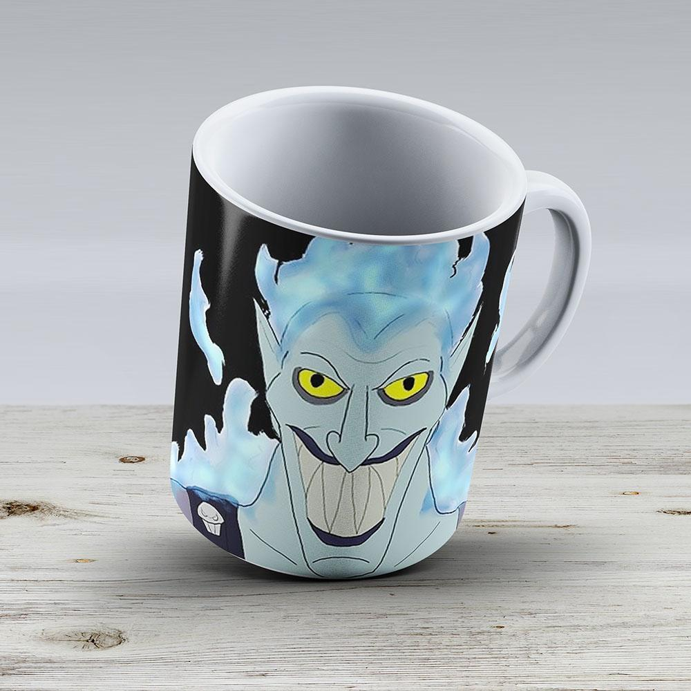 Hades - Ceramic Coffee Mug - Gift Idea For Family And Friends