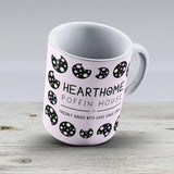 Hearthome Poffin House - Ceramic Coffee Mug - Gift Idea For Family And Friends