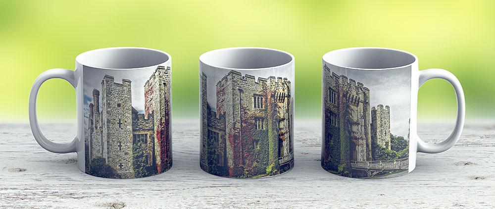 Hever Castle - Ceramic Coffee Mug - Gift Idea For Family And Friends
