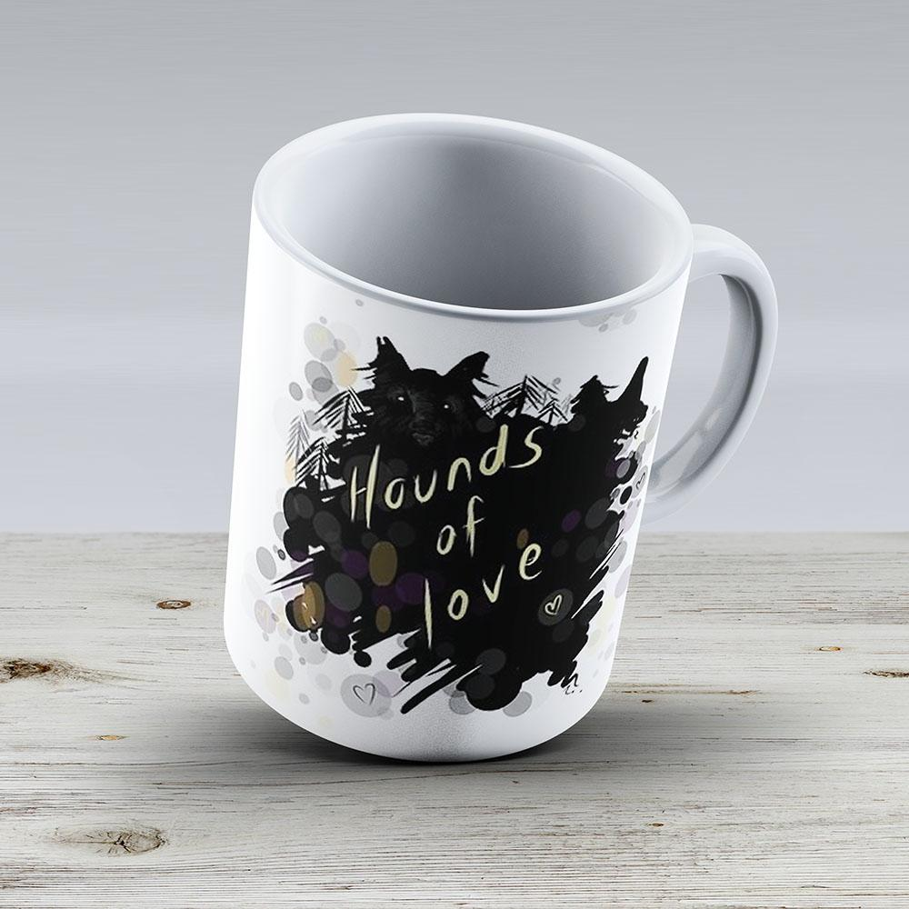 Kate Bush - Hounds Of Love - Ceramic Coffee Mug - Gift Idea For Family And Friends