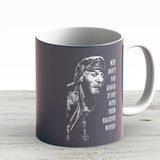 Kellys Heroes - Oddball Says White Decal - Ceramic Coffee Mug - Gift Idea For Family And Friends