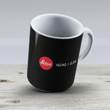 Leica M240 095 - Ceramic Coffee Mug - Gift Idea For Family And Friends