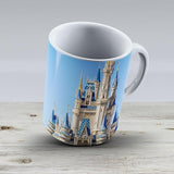 Magic Kingdom Castle - Ceramic Coffee Mug - Gift Idea For Family And Friends